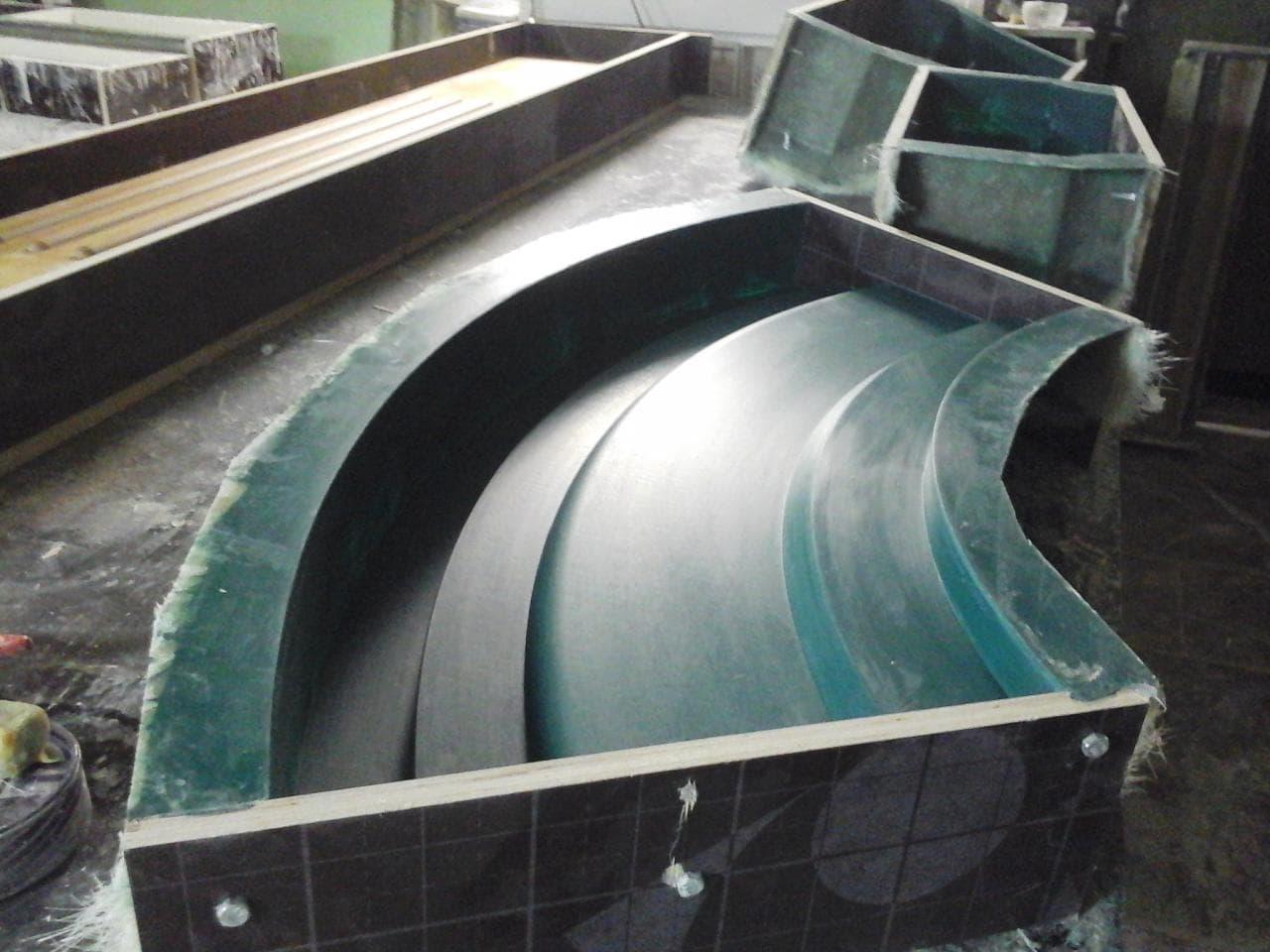 Изготовление изделий из фибробетона столешница бетон пайн купить